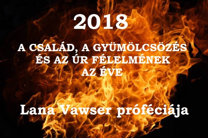 LANA 2018 prófécia