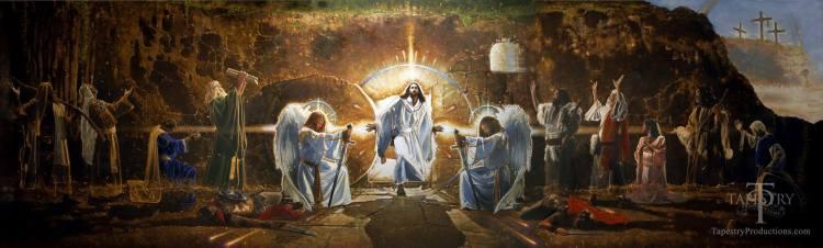 Resurrection Mural 2